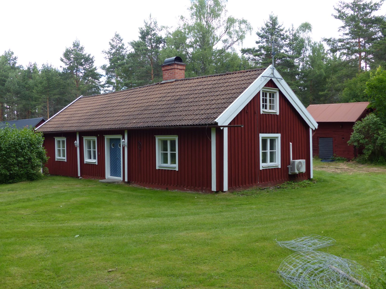 Sommarstuga, - Ferienhäuser, - Vakantiehuisjes, Brostugan