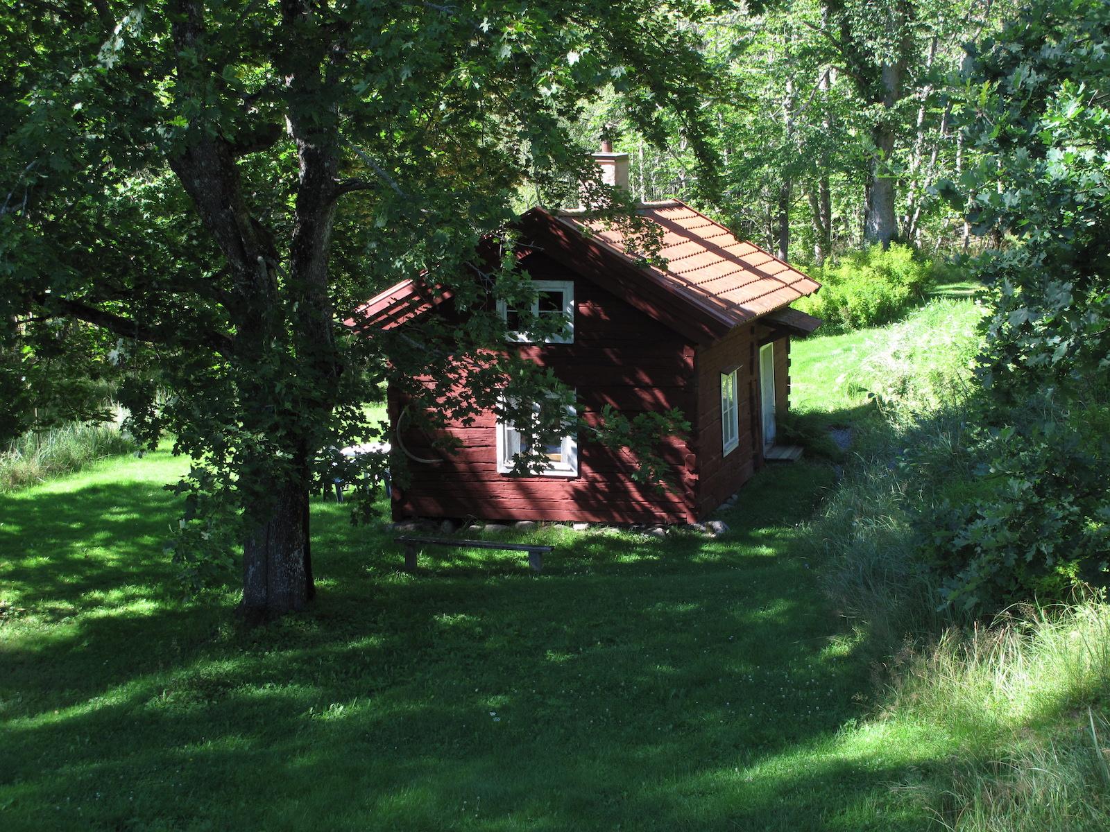 Sommarstuga, Torp - Ferienhäuser, Hütten, Kleine Fiskarp, Östergötland