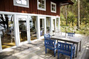 Lelleborg Stuga - Ferienhaus - Cottage