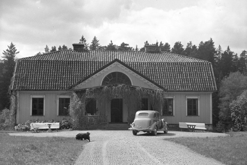 Norrby Säteri 1938
